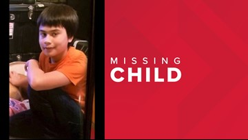 UPDATE: Authorities safely find missing boy with autism
