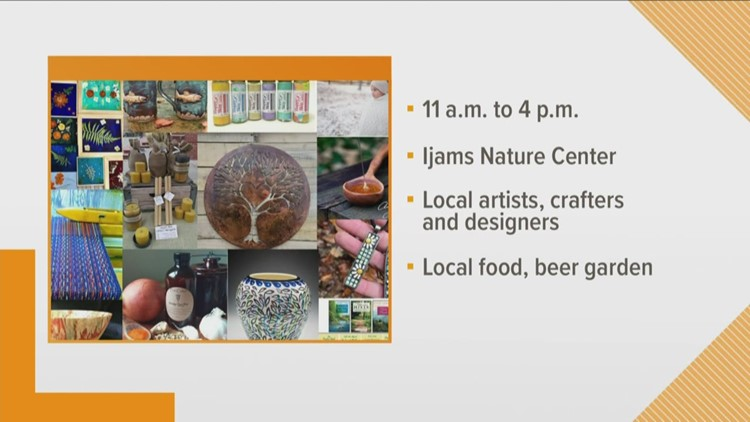 Ijams hosts 7th annual Holiday Marketplace