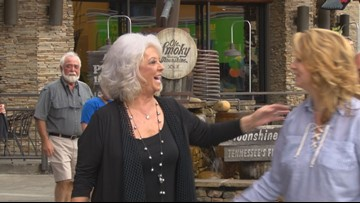 Paula Deen to visit Knoxville Wholesale Furniture on Friday