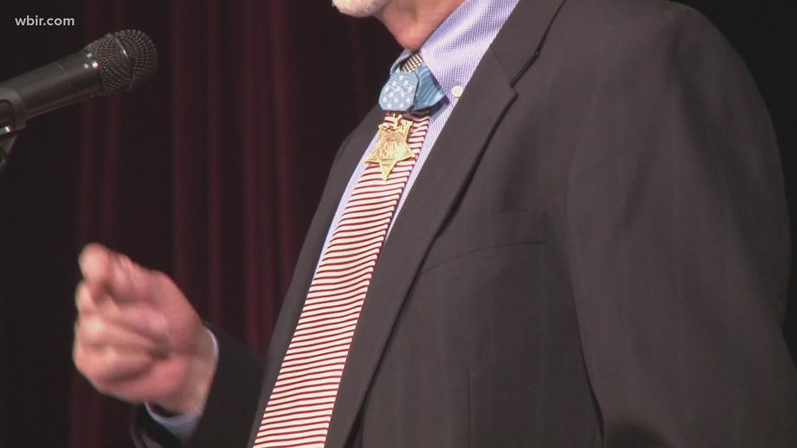 Medal of Honor event to return to Knoxville in 2022