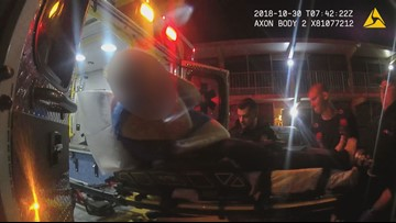 WATCH: Body camera videos show Alcoa Police officers reviving people with Narcan after overdoses