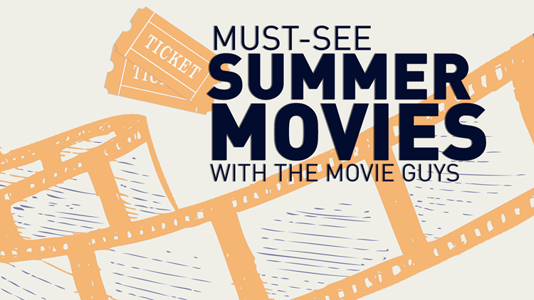 Here are some must-see movies out this summer