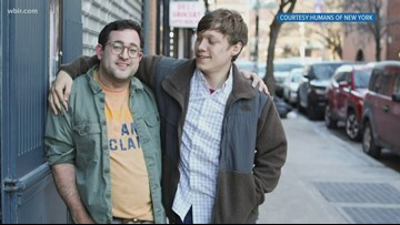 Big Brothers Big Sisters of East TN gets boost from 'Humans of New York'