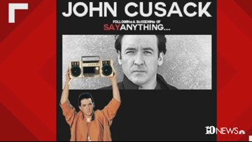John Cusack coming to Knoxville