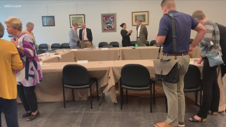 Knoxville Sports Authority meets to discuss downtown stadium for second time