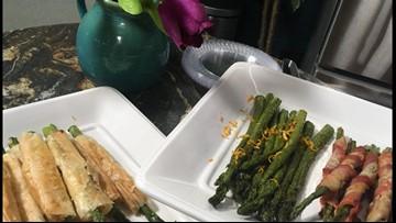 Asparagus  Three Ways