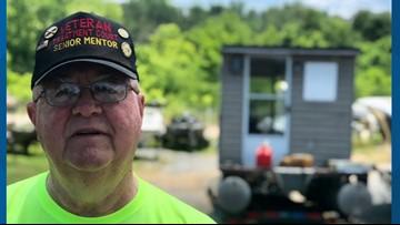 Service & Sacrifice:  River journey inspires mentors