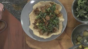 In the Kitchen: Lyonnaise salad