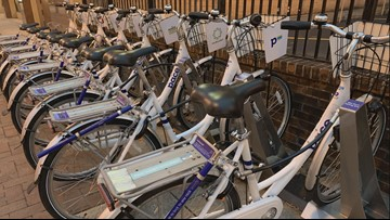 Pace bikes log thousands of miles, burn millions of calories in first year
