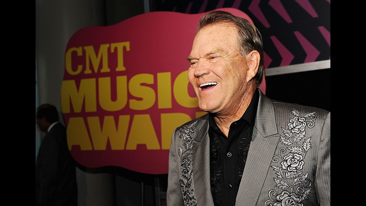 Glen Campbell 2012 CMT awards-432346027
