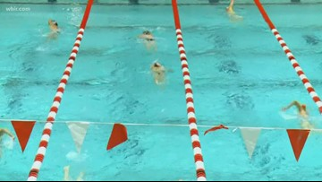 Pro Swim Series brings in top swimmers to Knoxville