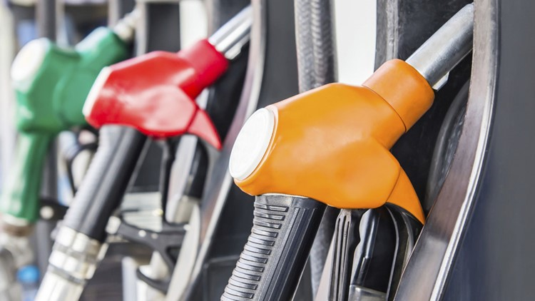 Oil prices surge, gas prices going up