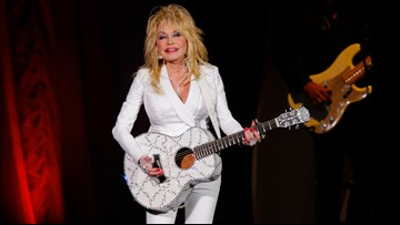 Dolly Parton nominated for two Grammy awards