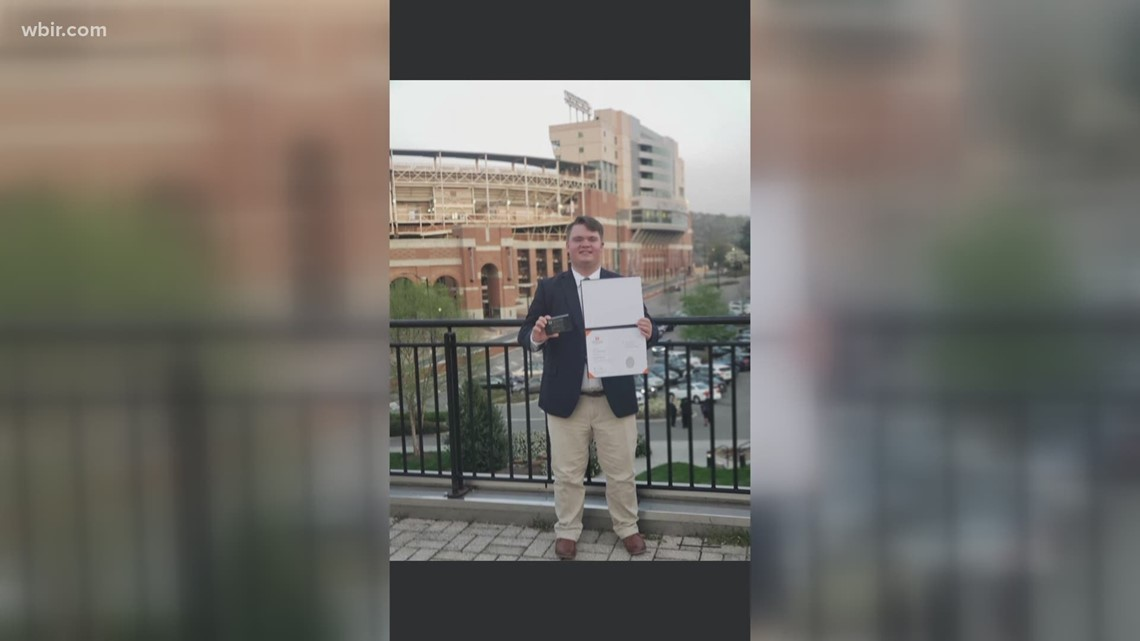 East Tennessee 19-year-old going to medical school