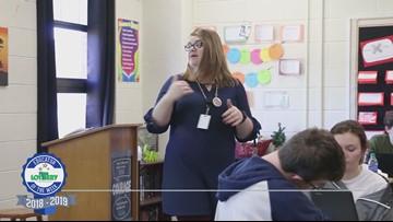 Samantha Harding - Educator of the Week 3/11