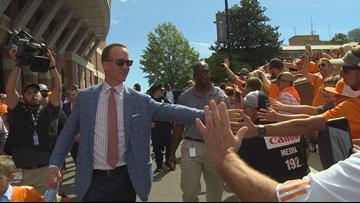 Manning to receive Pat Summitt Ignite Greatness Award