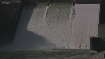TVA opens gates at Norris Dam