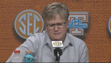 Making a NCAA Tournament case for the Lady Vols