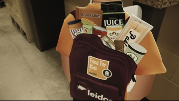 Food for Kids fundraiser helps feed East Tennessee students