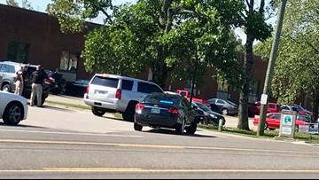Electrical crackling, not gunshots, prompted Powell High School lockdown, principal says