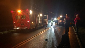 Woman hit & killed while walking on Tazewell Pike early Tuesday morning