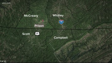5 staffers injured by inmates at federal prison in McCreary