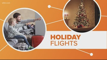 Connect the Dots: Flying over the holidays