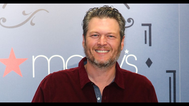 Blake Shelton's Ole Red restaurant holds grand opening in Nashville