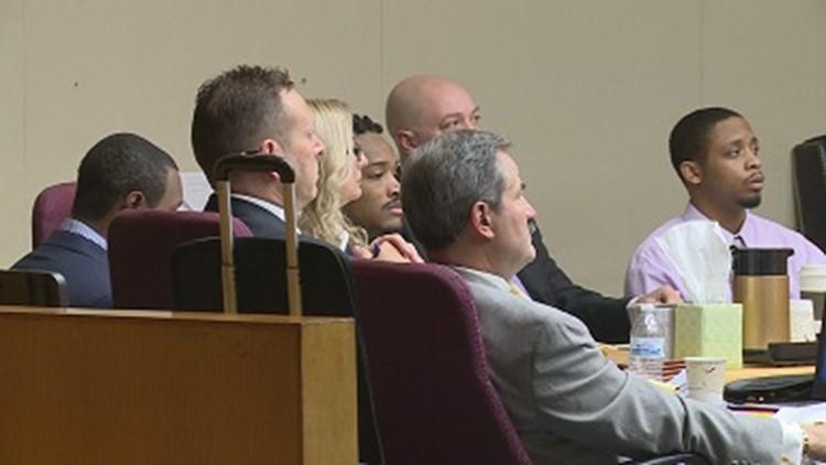 Zaevion Dobson trial defendants
