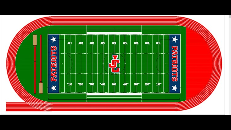 New changes to Jefferson Co. high school fields