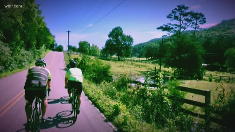 Missy Kane's Fit and Fun Adventure: Cycling booming in East Tennessee