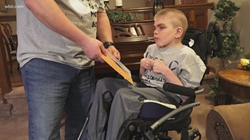 Family seeks cards to make birthday special for terminally ill Louisville boy