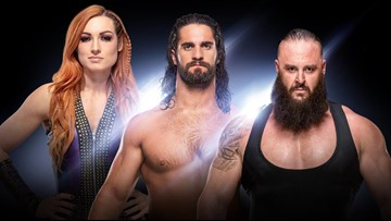 WWE Monday night RAW comes to Knoxville