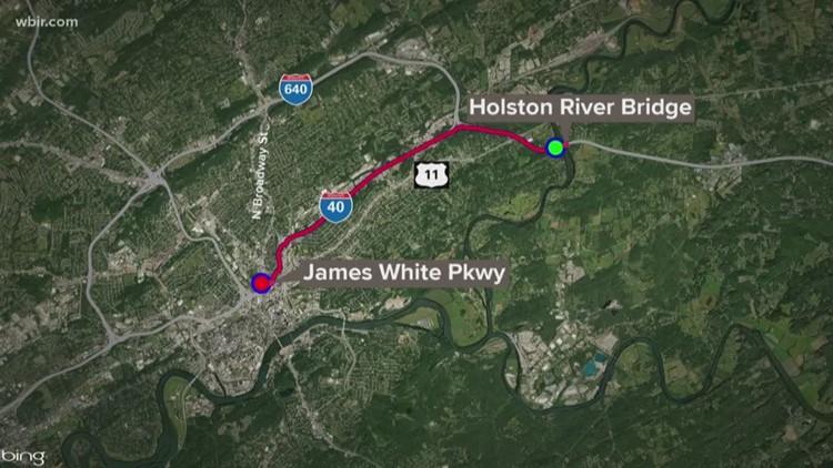 Nightly roadwork begins on I-40 this Sunday