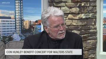 Con Hunley to perform benefit concert on Feb. 22