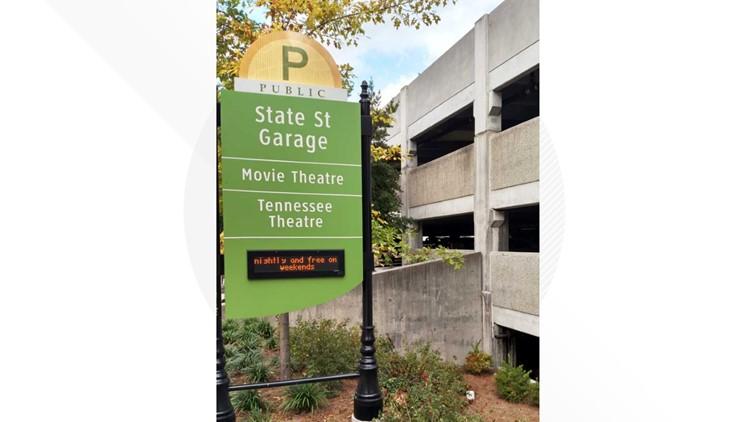 Park It Here State Street Garage Gains Spaces Wbir Com