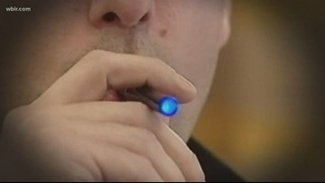 """Alarming"" rate of Knox Co. middle and high school students vaping"
