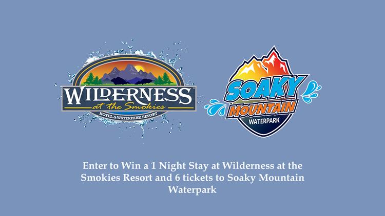 Enter to Win Soaky Mountain Memorial Day Contest