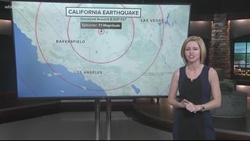 California Earthquake 101
