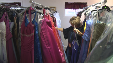 Pay It Forward: Cinderella's Closet helps prom dreams come true