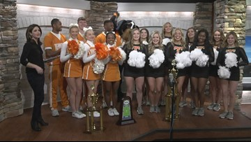 UT Cheer & Dance Team are national champs