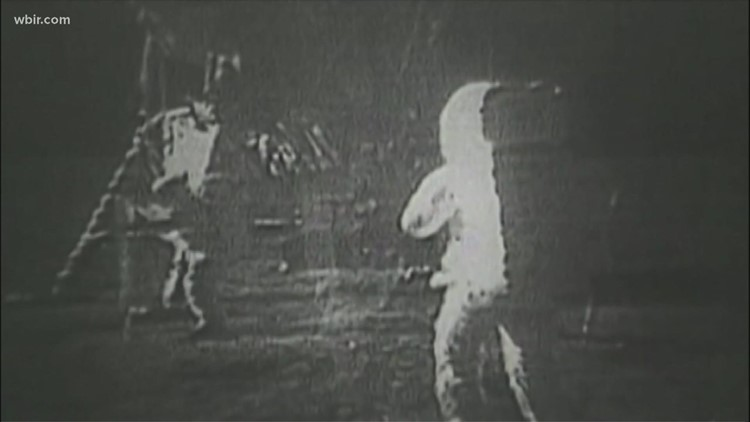 Today marks 52 years since moon landing
