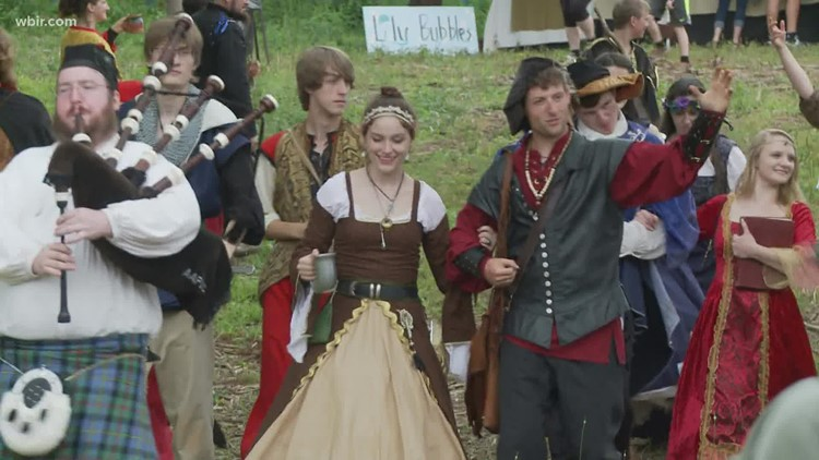 Medieval Faire coming to Harriman Oct. 3