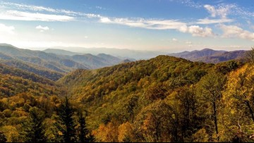 2018 in the Great Smoky Mountains National Park