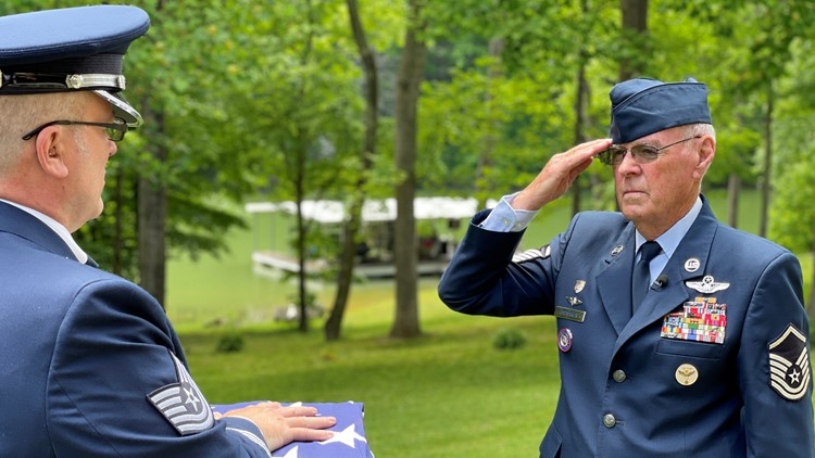 Service & Sacrifice:  Honoring more than 2,000 military funerals and counting