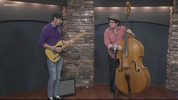 Bassist Scott Mulvahill in town for Sounds of Summer Concert