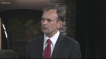 Knoxville Mayoral Candidates: Marshall Stair