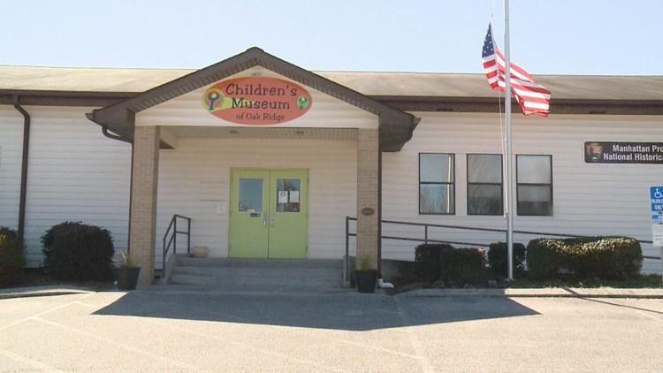 Children's Museum of Oak Ridge to host spring break day camp