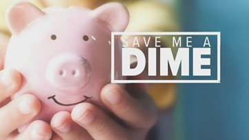 Save me a Dime: How to make the most from selling clothes