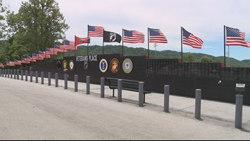 Car Show and concert will help repair a veterans wall in Maynardville